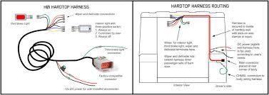 jeep hardtop wiring diagram jeep wiring diagrams
