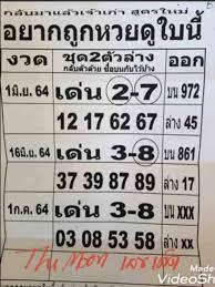 เลขเด็ด 1/7/64 เจาะเลขเด็ดงวดนี้ทุกสำนักดังทั่วไทยก่อนใคร!