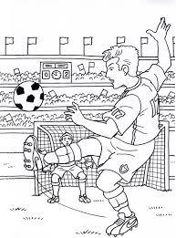 Disegni Calcio 5 Disegni Per Bambini Da Stampare E Colorare By