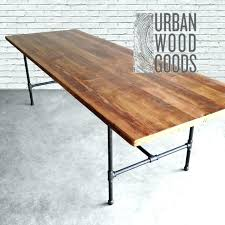 reclaimed wood dining table reclaimed wood kitchen table medium size of wood desk for