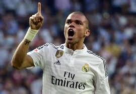 Image result for pepe for real madrid