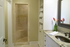 spa bathroom showers:  comfortable  bathroom with shower ideas on open showers kitchen details and design