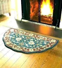 fireproof hearth rug fireplace fire rugs uk fiberglass
