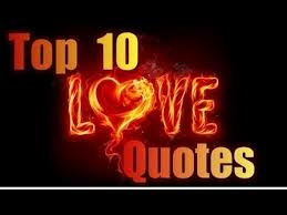 Love Quotes Sayings Adorable Top 48 Famous Love QuotesSayings YouTube