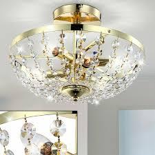 Lampe Luxus Messing Decken Beleuchtung Schloss Wohnzimmer