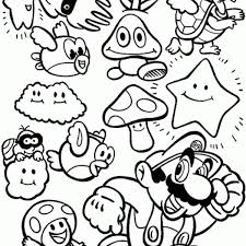 Small Picture Coloring pages video games video game coloring pages to download