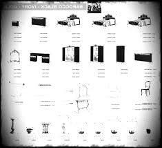 Bedroom Furniture List Baby Nursery Charming Bedroom Furniture Brand List Names Top In