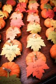 Fall Place Cards 23 Best Fall Wedding Place Cards Images Wedding Place