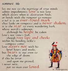 essay on sonnet sonnet preparation and teaching english  love it is an ever fixed mark sonnet by william shakespeare love it is an ever rhetorical analysis essay