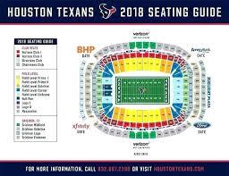 Texans Game Seating Chart Reliant Stadium Seating Chart With Rows Bedowntowndaytona Com