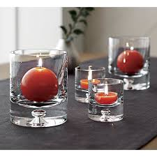 barrel lighting candle holders crate