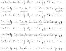 Cursive Lessons For Adults Cursive Practice Printable Worksheets