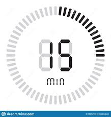 Timer 15 The Digital Timer 15 Minutes Electronic Stopwatch With A