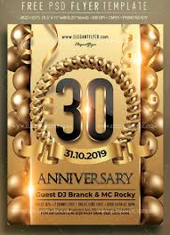 45 Free Event Flyer Templates Psd For Restaurant Birthday