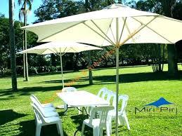 s big umbrellas for shade large melbourne
