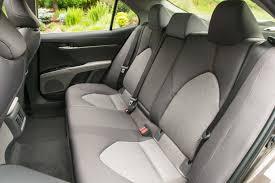 2018 toyota camry le rear interior seats ngo june 13 2017