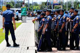Security Personnel Philippines Plans To Ban Asean Security Personnel From Using