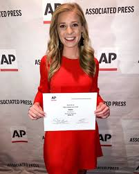 """Meagan Massey on Twitter: """"Had a great time at the Texas AP Awards  yesterday and hard work pays off! I'm officially an award-winning  meteorologist!!⚡️😃 #Honored #APawards #KCEN #Texas #Austin #Meteorologist  @KCENNews… https://t.co/4ONSHEKZ4g"""""""