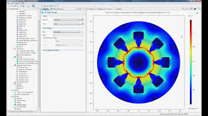 Multiphysics Simulation By Design For Electrical Machines Generator 2d Simulation Comsol Multiphysics
