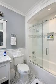 Small Bathroom Tub Shower Combo Remodeling Ideas Bathroom - Small bathroom with tub