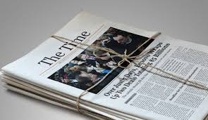 Free Indesign Newspaper Template 6 Free Indesign Newspaper Templates Af Templates