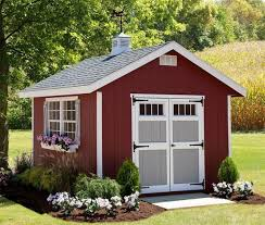homestead storage shed kit by