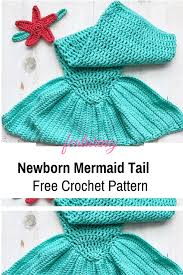 Baby Mermaid Crochet Pattern