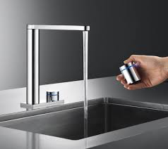 Small Picture KWC ONO Touch Light Pro with touch control Bathroom Faucets
