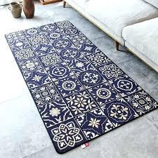 safavieh rug runner rug blue rug tile rug runner blue tile jay collection handmade navy blue