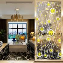 Витраж Художественное стекло дверь с входной тамбур фон стены гостиной обувной шкаф простой Европейский богатство реферат звездное