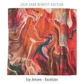 Ivy Jensen - Excelsior in 2020 | Tie dye, Tapestry, Auction