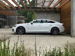 2018 audi a5 sportback. brilliant 2018 the concept of a 4door coupe is simple combine the sleek lowslung  profile with flexibility four doors add liftback to mix  in 2018 audi a5 sportback