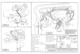rally pac installation on 1964 1966 mustangs mustang tech 66 mustang fuse box at 1966 Mustang Wiring Diagram