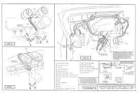 rally pac installation on 1964 1966 mustangs mustang tech 1965 mustang under dash wiring diagram at 65 Mustang Wiring Diagrams