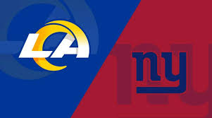 New York Giants vs. Los Angeles Rams Preview (10/04/20): Betting Odds,  Depth Charts, Live Stream (Watch Online)