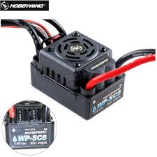 Original <b>Hobbywing EZRUN WP SC8 Waterproof</b> 120A Brushless ...