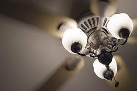 cleaning ceiling fans fan lights