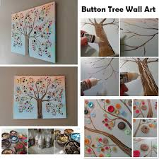 gorgeous design inexpensive wall decor room decorating ideas home modern magazin art diy projects button tree what if we magnetized the board and buttons  on inexpensive wall art projects with gorgeous design inexpensive wall decor room decorating ideas home