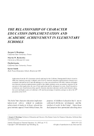 Pdf Obstacles To Teacher Training In Character Education