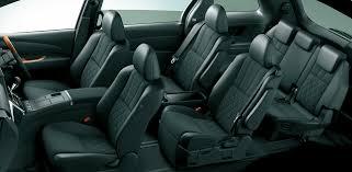 2016 Toyota Estima Hybrid (facelift) seating layout - Indian Autos ...