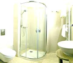 mobile home shower drain install stand alone shower new up photo inspirations how to glass sliding
