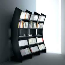 glass bookshelves contemporary bookshelves designs decorating modern