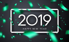 New Year 2019 Hd Wallpaper Background Image 2500x1544 Id