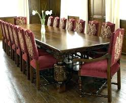 Large Dining Room Table Seats 14 Simple Elegant Foot Dining Room Table  Intended For Prepare Person . Large Dining Room Table Seats 14 ...