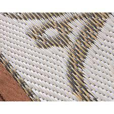 guide gear reversible 9 x 12 outdoor rug scroll pattern scrolling vine lattice style