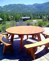 picnic tables with detached benches build a picnic table with detached benches best outdoor furniture images picnic tables with detached benches