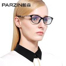 get ations parson new sheet metal frame glasses frame female fashion models can be equipped with hinge temples