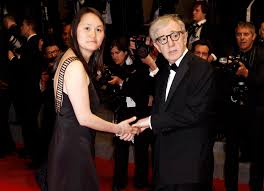 woody allen popcultureperversion pcp history woody allen mia farrow and soon yi and ronan farrow s father s day message to woody