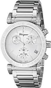top 10 best salvatore ferragamo watches in 2015 salvatore ferragamo men s swiss quartz silver watch