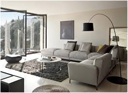 Leather Couch Decorating Living Room Furniture Gray Leather Sofa Room Ideas Grey Sofa Living Room